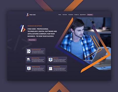 Find Code – Website Design & Development
