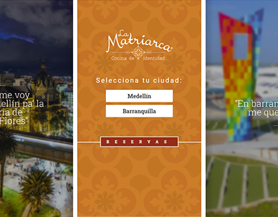 Restaurante La Matrarca Medellin - Barranquilla