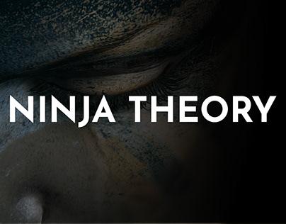 Ninja Theory Concept