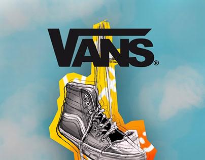 VANS Poster Design