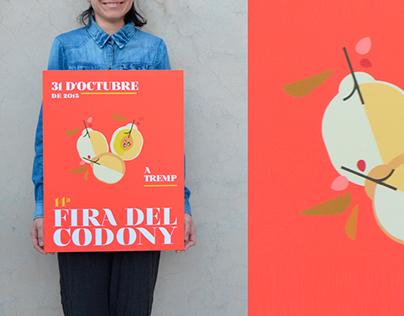 Poster Fira Codony