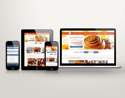 Allrecipes.com | Responsive Web Design and App Design