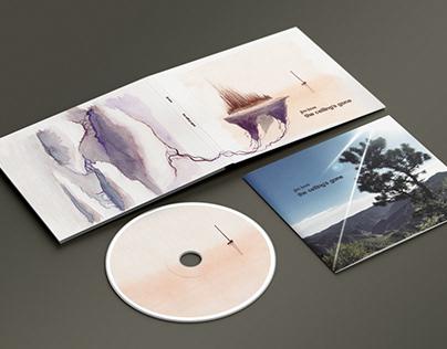 CD Package Design - Jim Love
