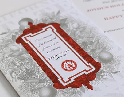 Holiday Cards - CSUCI