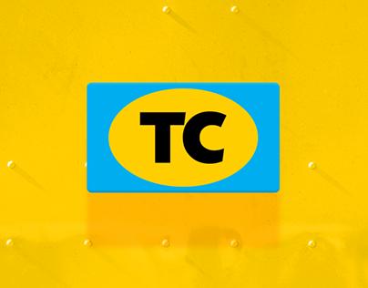 TC brand identity