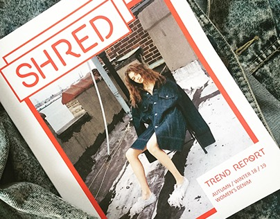 SHRED: Trend Report AW 18/19