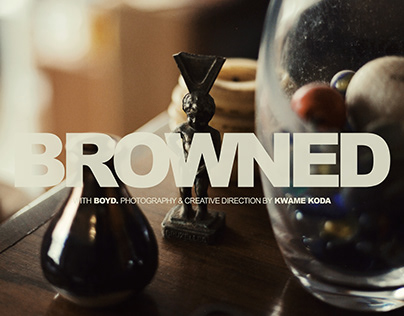 """""""BROWNED"""" With Boyd"""