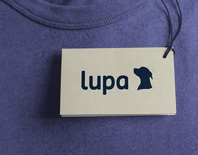 Lupa – Brand Identity