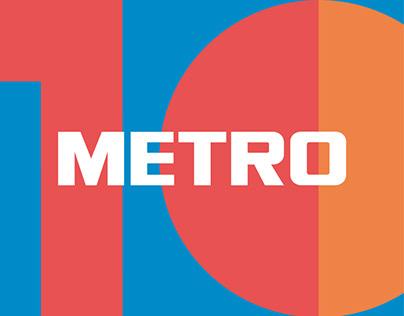 Metro Expo — Conference Branding