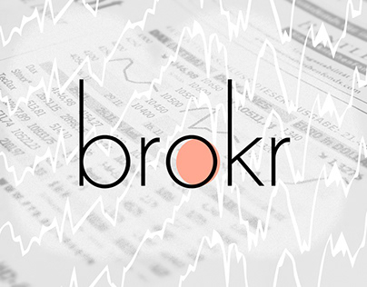 brokr Logo + Branding