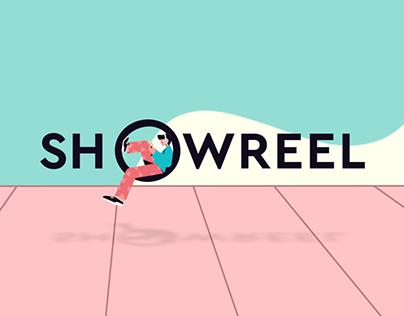 Showreel | Stepan Kutonov