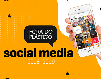 Social Media | Instagram Fora do Plástico