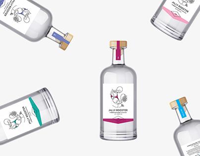 Fynbos Distillery: Branding & Packaging Design