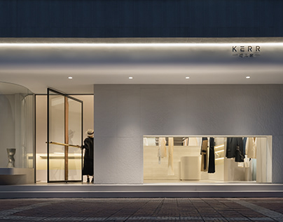 KERR Clothing Store 可儿家服装店