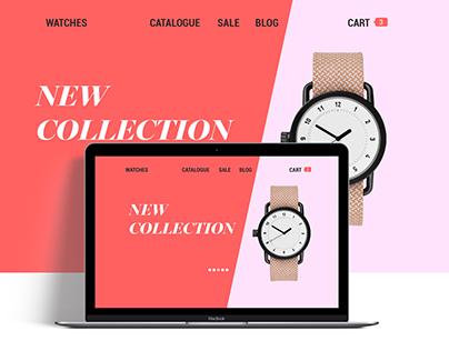 Waches E-Commerce
