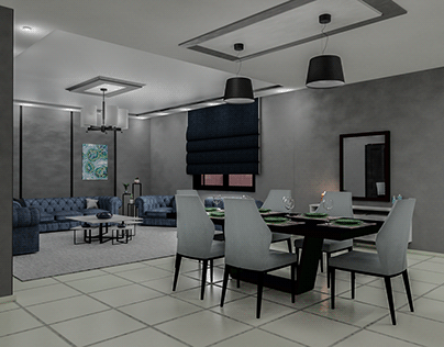 Guest & Dining Rooms