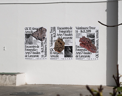 Veintinueve Trece. Visual Arts Festival of Lanzarote