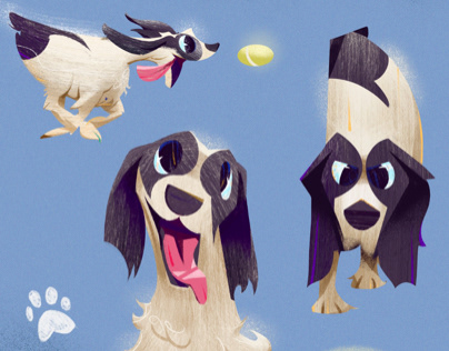 A Couple of Dog Doodles