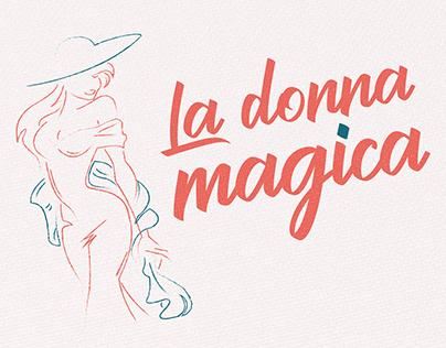 La Donna Magica Spa & Store logo