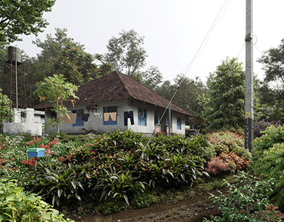 Some where in high ranges of Kerala