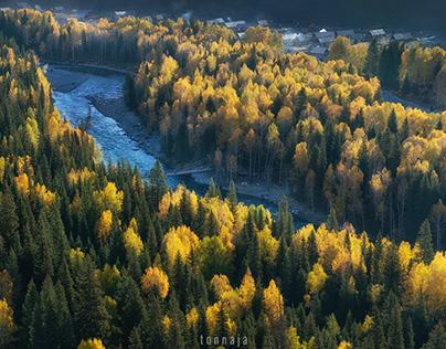 Xinjiang, China (新疆)