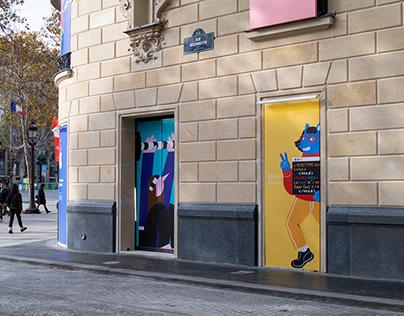 Apple Store Champs-Elysées