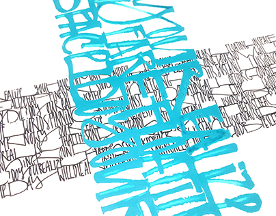 Experimental Calligraphy 2
