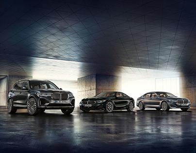 BMW - GKL 7-Series & 8-Series