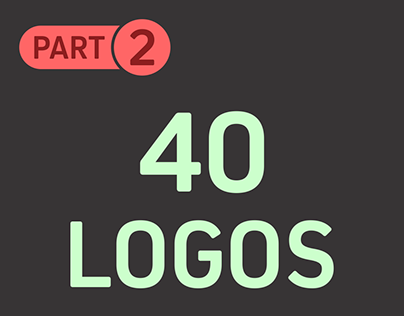 40 logos personal collections PART 2