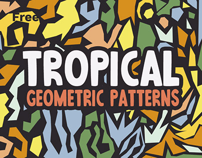Free Abstract Tropical Patterns and Minimalistic Vector