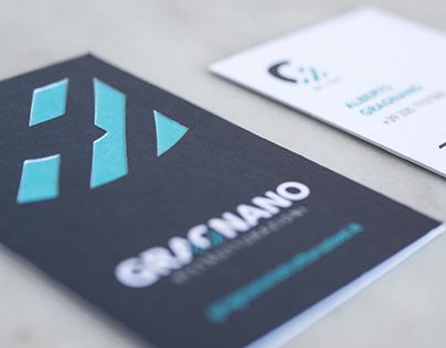 Brand identity // Gragnano Ristrutturazioni