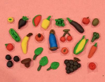 Candy Veggies!