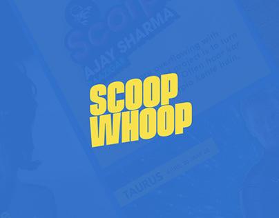 Scoopwhoop Editorial Design Work