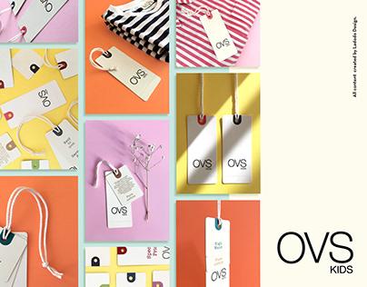 OVS kids Branding Restyling
