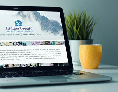 Hidden Orchid Website