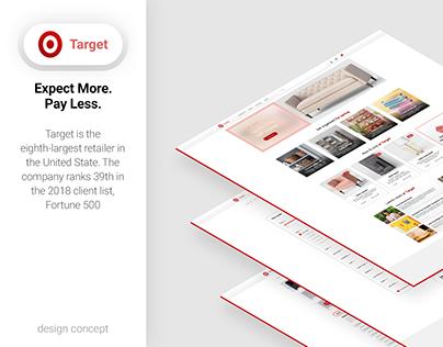Target design concept