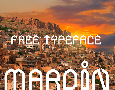 Mardin - Free Font