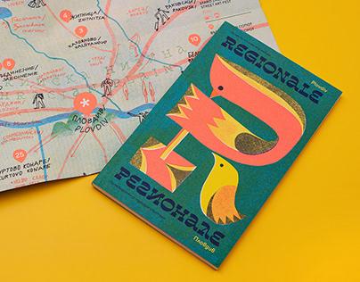 Regionale Bulgaria / Book Concept & Design