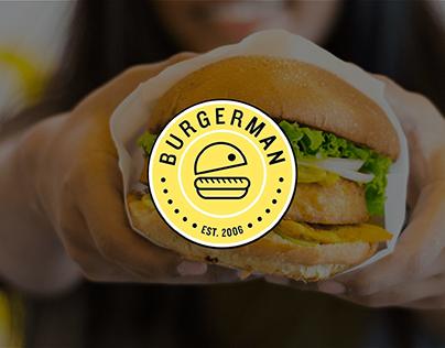 BurgerMan Social Media Project