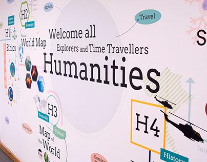 Redditch Humanities Classrooms