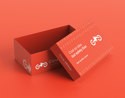 Cora e-bikes | Brand Identity