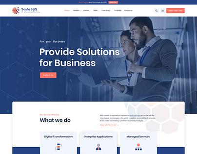 Seula Softwere Home page
