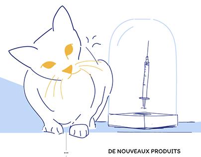Illustration de vulgarisation scientifique