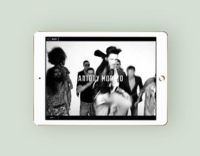 Antony Morato brand profile