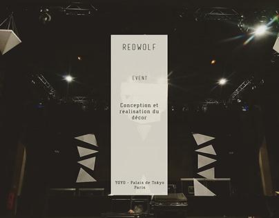 Redwolf - Event
