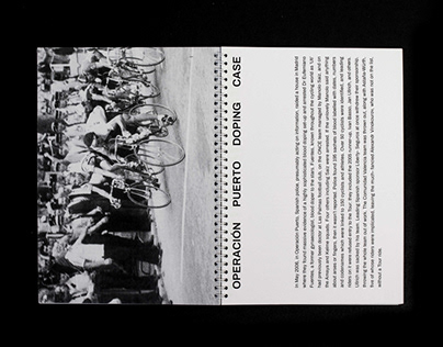 TDF Doping Booklet