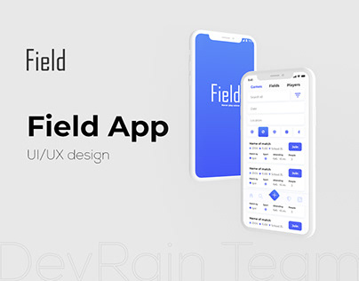 Field - Play with friends