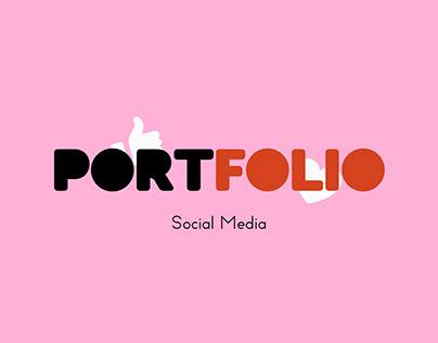 Portfolio Social Media 2021