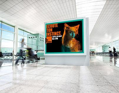 Le Mouv - Advertising campaign