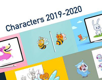 Characters 2019-2020